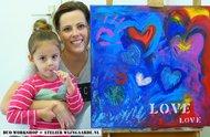 Duo workshop: Samen een schilderij maken!