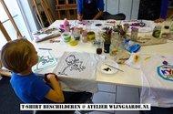 T-shirt beschilderen